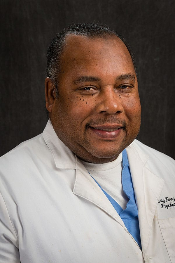 Dr. Kenny Terry, MD Portrait
